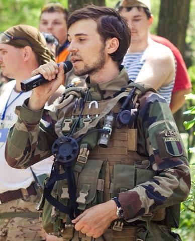 Командующий НАТО